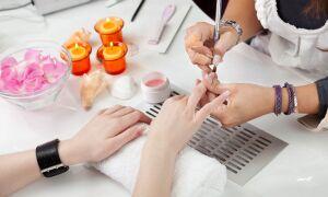 Как сделать коррекцию нарощенных ногтей