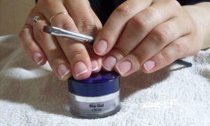 Биогель для укрепления и наращивания ногтей в домашних условиях. Технология укрепления ногтей биогелем пошаговая инструкция