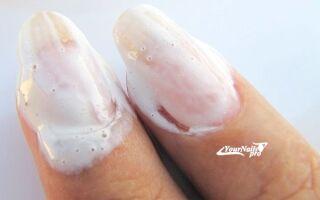 Отбеливающие средства для ногтей