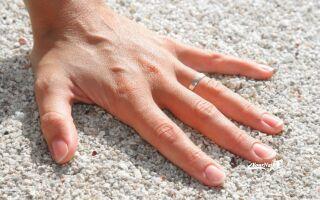 Как отбелить ногти на руках и ногах в домашних условиях